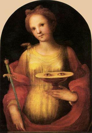 415px-Saint_Lucy_by_Domenico_di_Pace_Beccafumi
