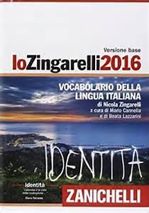 Zingarelli