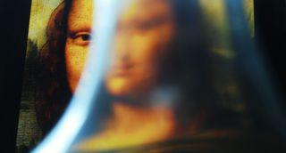 Mona Lisa for HuffPO