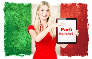 Parli italiano image blog