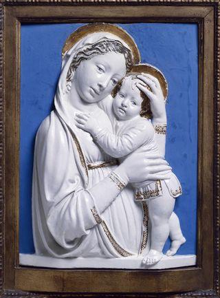 Luca della Robbia madonna
