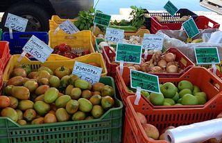 Orbetello mercato