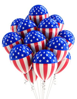 American baloons